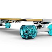"Conheça o skate dobrável, ""BoardUp"""