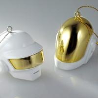Daft Punk para enfeitar o Natal