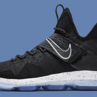 "Nike LeBron 14 ""Black Ice"""