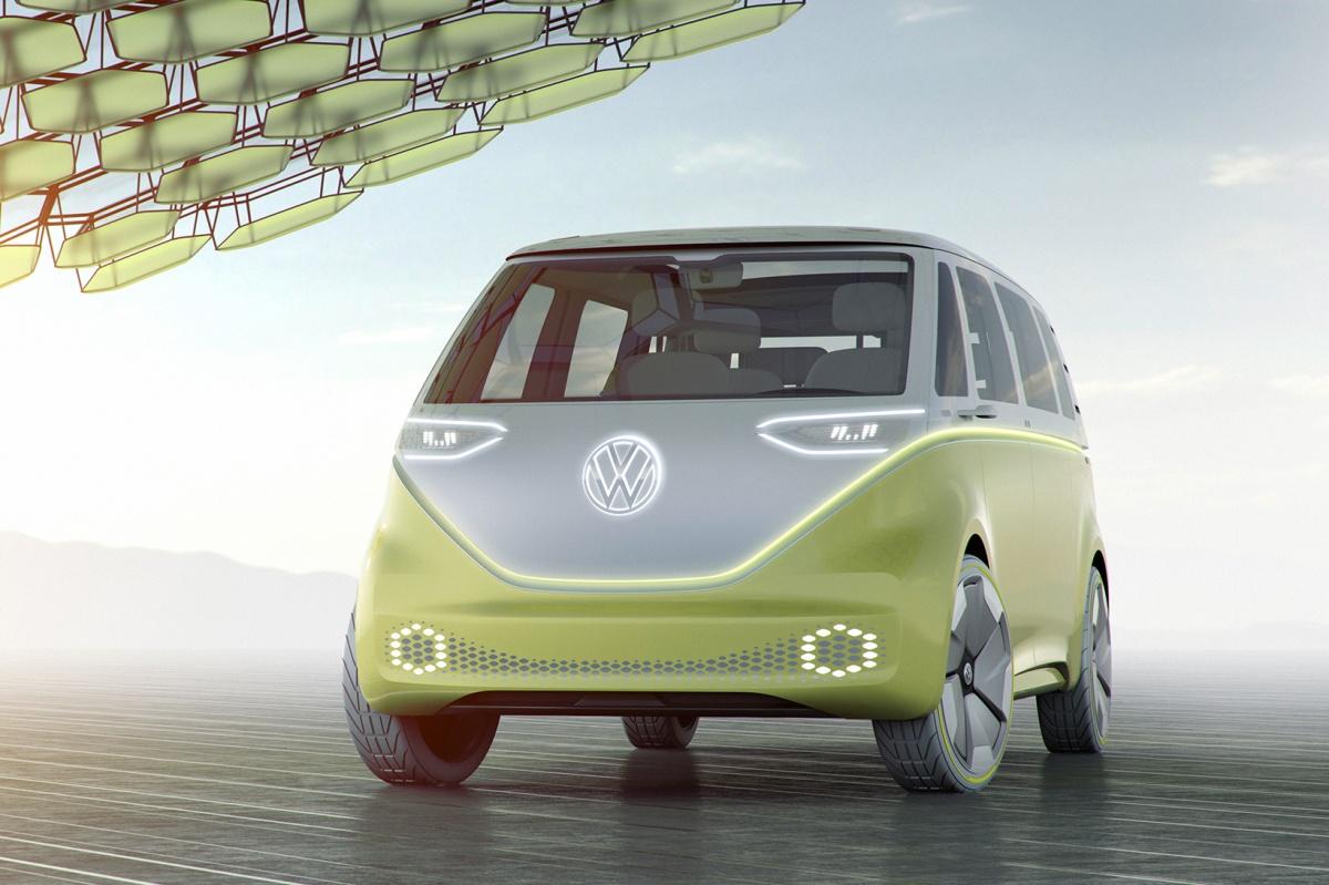 A Volkswagen anunciou a nova Kombi...veja as fotos e saiba mais.