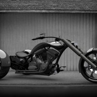Nasty T Chopper Trike Concept