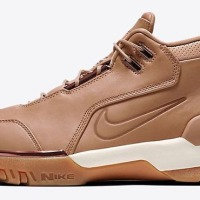 Nike Air Zoom Generation LeBron Vachetta Tan