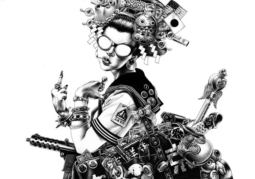 pilot-pen-drawings-by-shohei-otomo-designboom-12