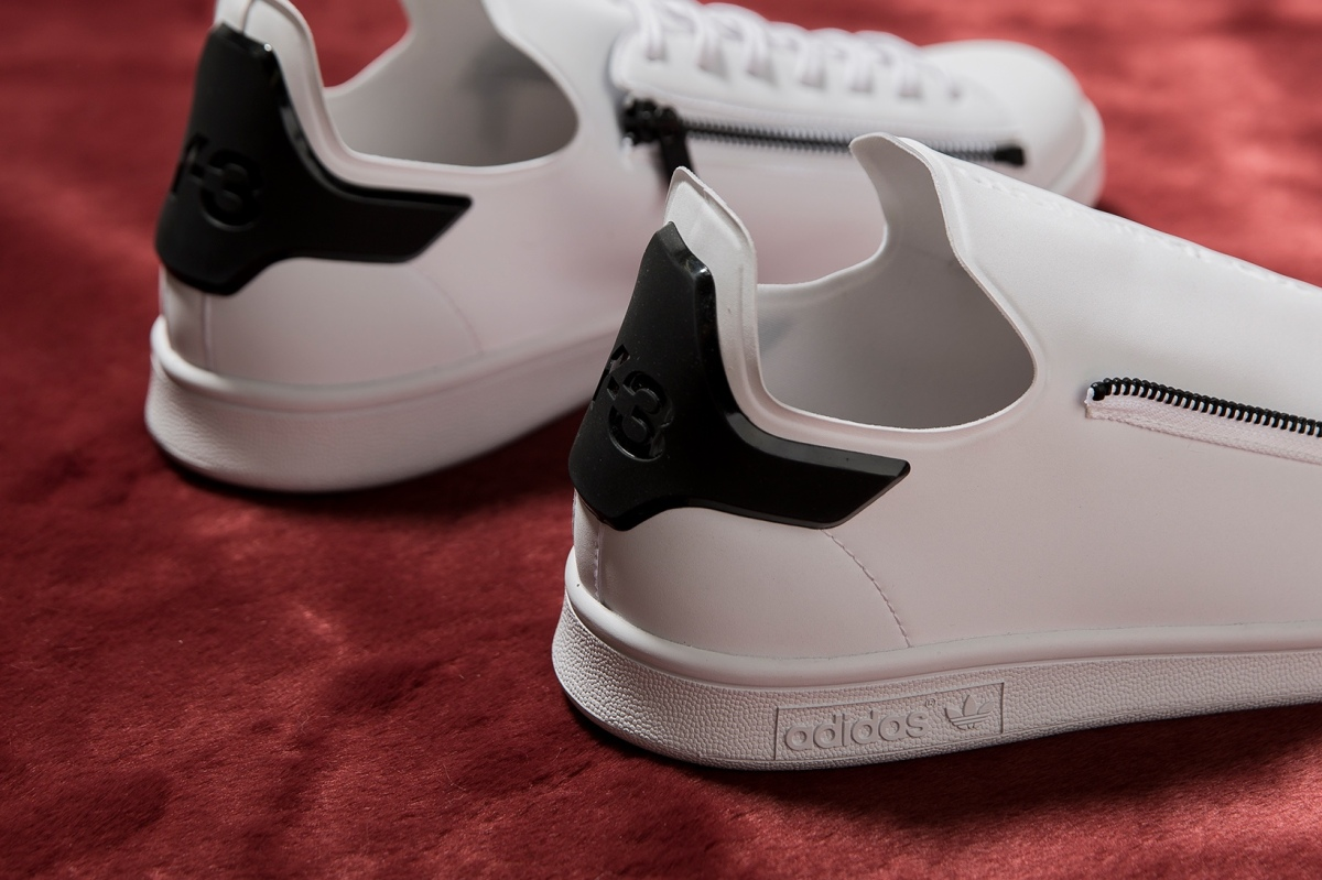 O novo adidas Originals Stan Smith Y-3