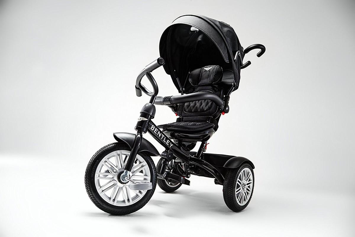 Seu bebê num Bentley