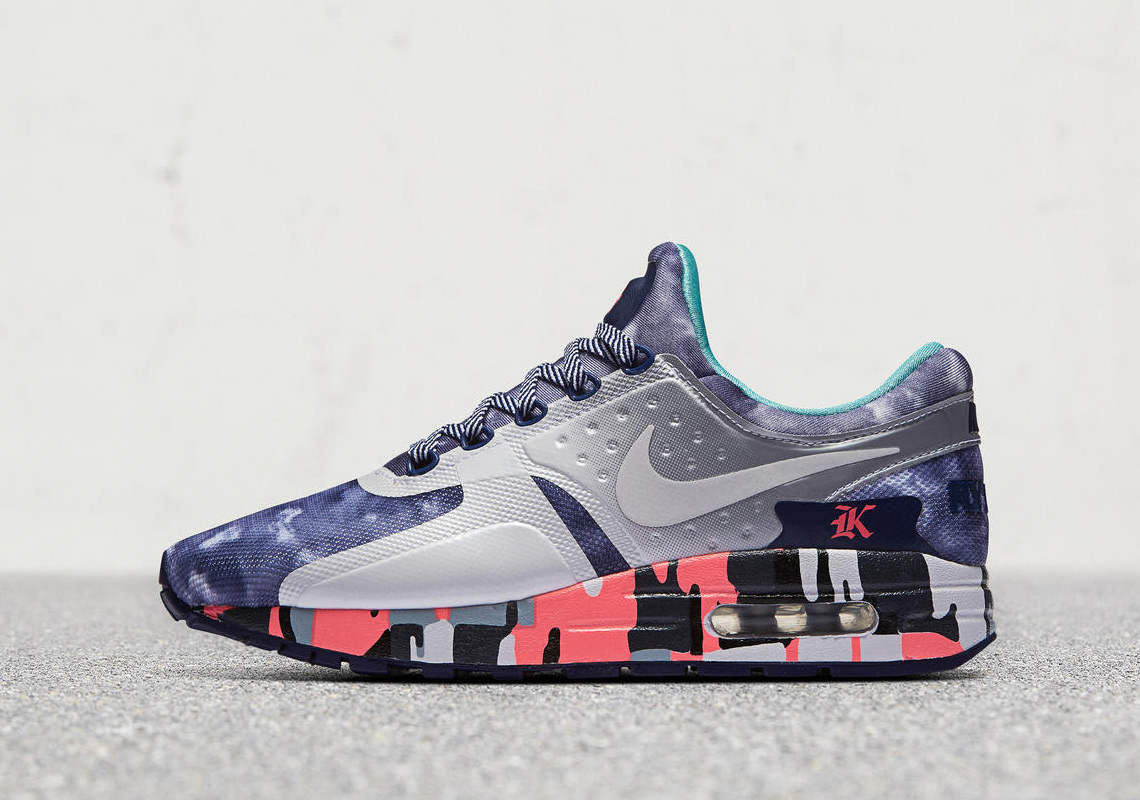Nike Air Max Zero by Wang Junkai
