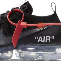 As imagens oficiais do Nike Air VaporMax x Virgil Abloh