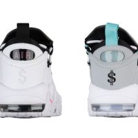 "Os novos Nike Air ""Get Money"""