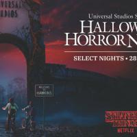 """Parques da Universal terão atração especial """"Stranger Things"""" com direito ao Mundo Invertido...veja o teaser"""