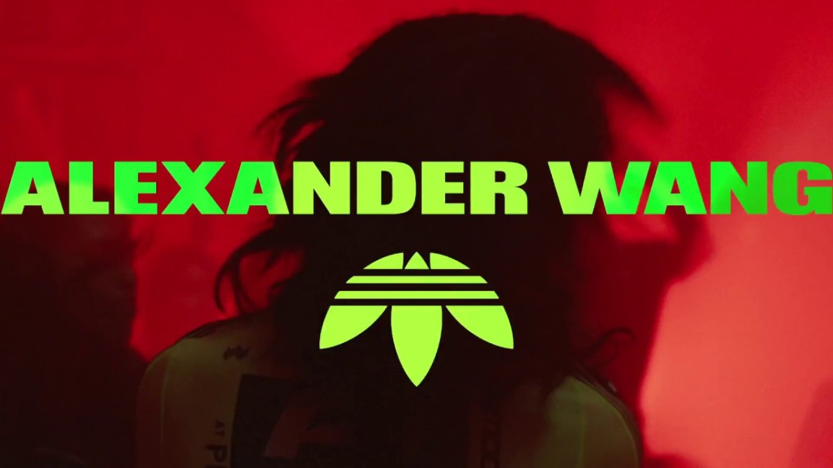 A nova collab adidas Originals x Alexander Wang Season 3 Drop 1